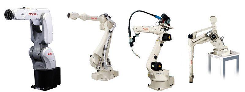 fujietsu-robots