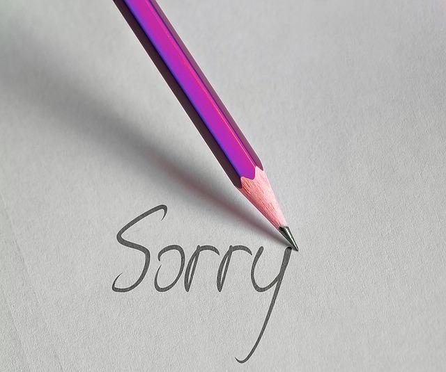 「ご容赦くださいますようお願い致します」意味と正しい使い方・メール例文