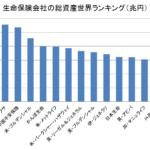 【2018年版】生命保険会社のランキング②グローバル